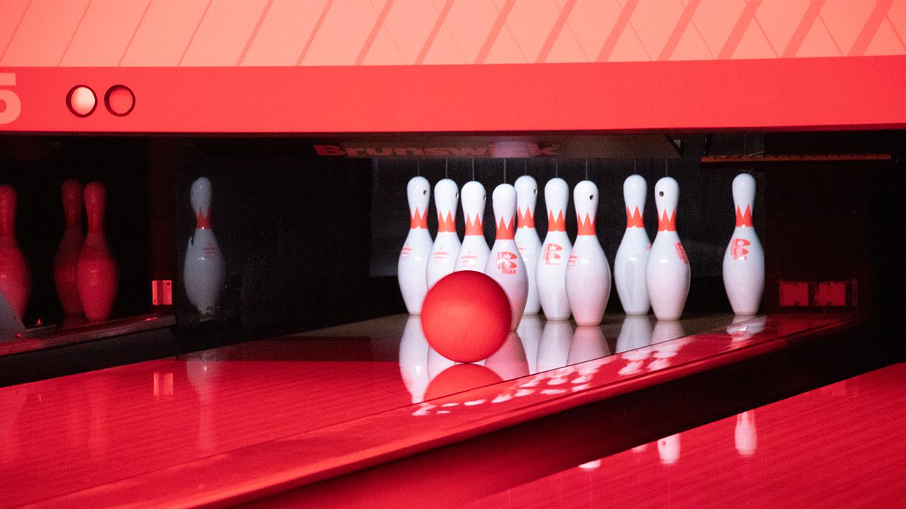 A Bowling Lane